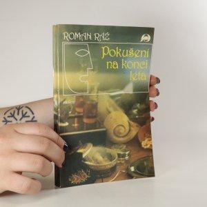 náhled knihy - Pokušení na konci léta