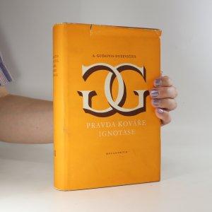 náhled knihy - Pravda kováře Ignotase