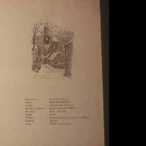 antikvární kniha Rodné město. Román, 1946