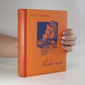 náhled knihy - Rodné město. Román