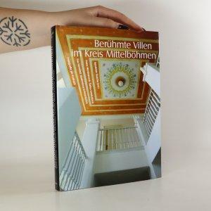 náhled knihy - Berühmte Villen im Kreis Mittelböhmen