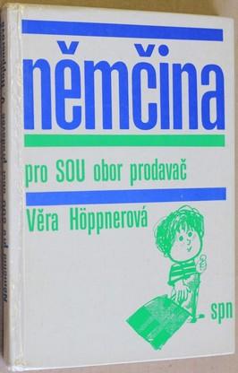 náhled knihy - němčina pro sou obor prodavač