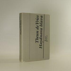 náhled knihy - Haydnova hlava