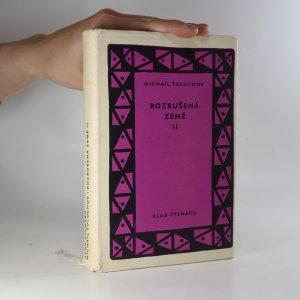 náhled knihy - Rozrušená země II