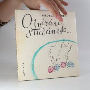 náhled knihy - Otvírání studánek