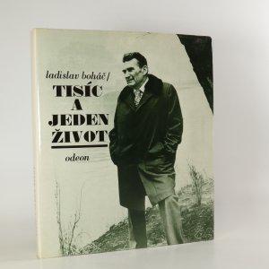 náhled knihy - Tisíc a jeden život