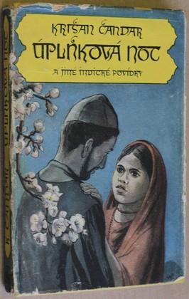 náhled knihy - Úplňková noc a jiné indické povídky