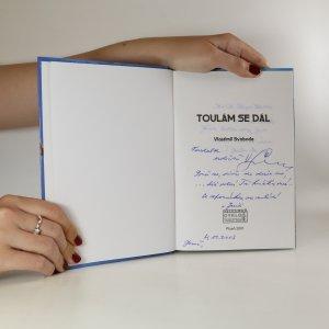 antikvární kniha Toulám se dál, 2001