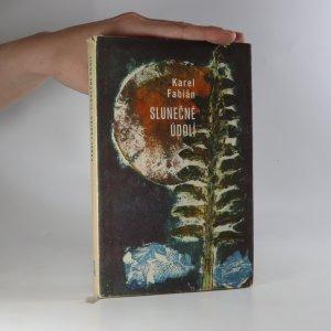 náhled knihy - Slunečné údolí