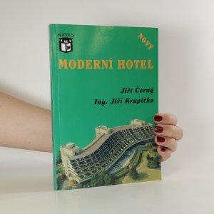 náhled knihy - Moderní hotel