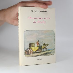 náhled knihy - Mozartova cesta do Prahy