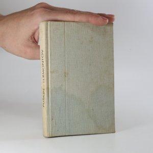 náhled knihy - Měděný jezdec. Petrohradská povídka