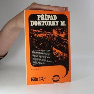 antikvární kniha Případ doktorky M., 1983