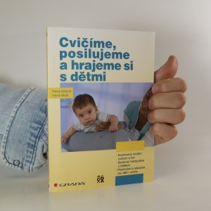 náhled knihy - Cvičíme, posilujeme a hrajeme si s dětmi