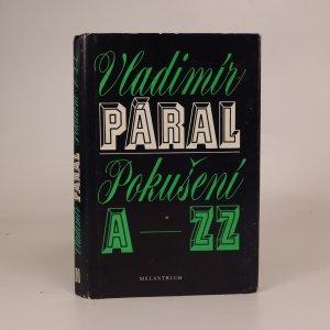 náhled knihy - Pokušení A-ZZ