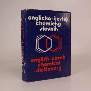 náhled knihy - Anglicko-český chemický slovník.