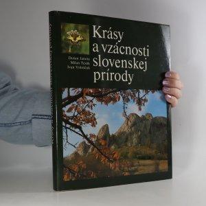 náhled knihy - Krásy a vzácnosti slovenskej prírody
