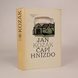 náhled knihy - Čapí hnízdo