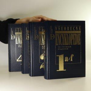 náhled knihy - Všeobecná encyklopedie ve čtyřech svazcích (4 svazky, komplet)