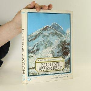 náhled knihy - Mount Everest. Historie dobývání nejvyšší hory světa
