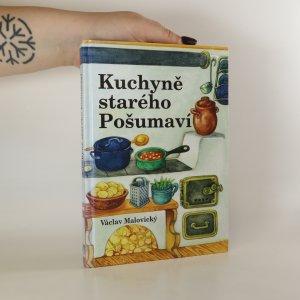 náhled knihy - Kuchyně starého Pošumaví