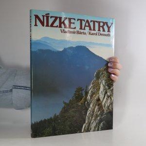 náhled knihy - Nízke Tatry (podpis autora)