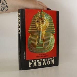 náhled knihy - Zapomenutý faraón
