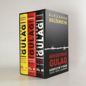 náhled knihy - Souostroví Gulag (3 svazky, komplet, viz foto)