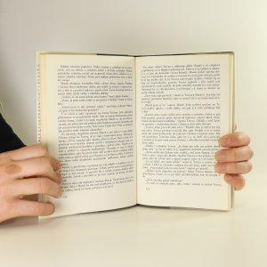 antikvární kniha A zbyl jen meč (třetí díl trilogie), 1987