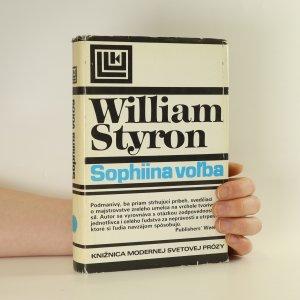 náhled knihy - Sophiina voľba