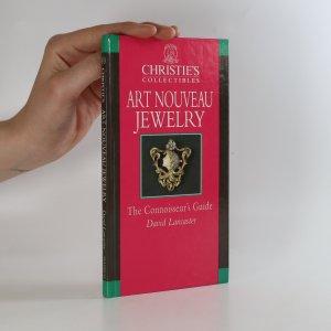 náhled knihy - Art Noveau Jewelry
