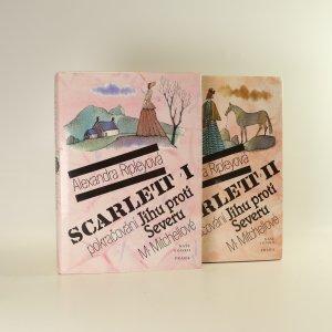 náhled knihy - Scarlett (2 díly ve dvou svazcích)