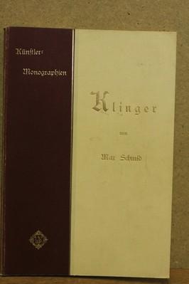 náhled knihy - Klinger