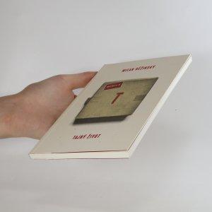 antikvární kniha Tajný život, 2012