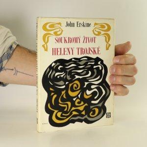 náhled knihy - Soukromý život Heleny Trojské