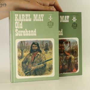 náhled knihy - Old Surehand (1.-2. díl)