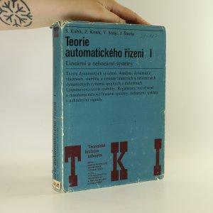 náhled knihy - Teorie automatického řízení I. Lineární a nelineární systémy