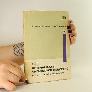 náhled knihy - Optimalizace chemických reaktorů. Metoda dynamického programování