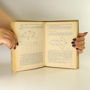 antikvární kniha Matematické modely v ekonomii, 1989