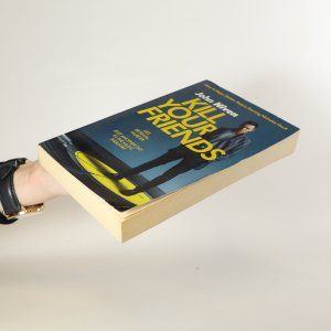 antikvární kniha Kill your friends, 2012