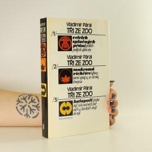 náhled knihy - Tři ze zoo