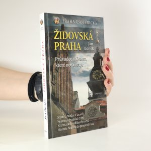 náhled knihy - Praha esoterická. Židovská Praha