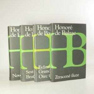 náhled knihy - 4x Balzac (4 svazky, viz foto)