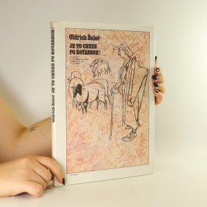 náhled knihy - Je to chůze po kotárech! Povídání o valašském folklóru a lidové kultuře na Valašsku
