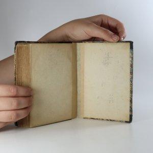 antikvární kniha Leben und Abenteuer Martin Chuzzlewit's. (3 knihy v 1 svazku), 1843