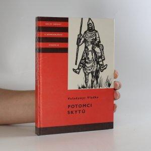 náhled knihy - Potomci Skytů