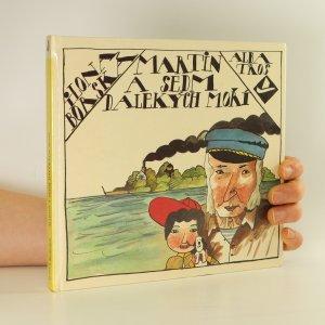 náhled knihy - Martin a sedm dalekých moří