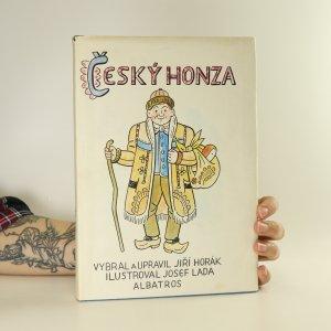náhled knihy - Český Honza
