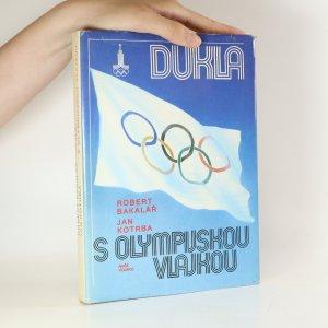 náhled knihy - Dukla s olympijskou vlajkou