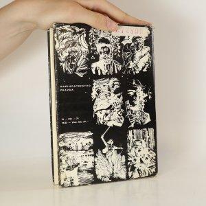 antikvární kniha Generál s levom, 1974